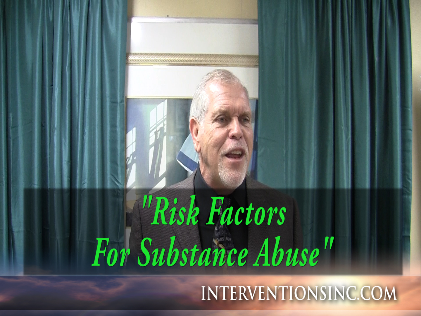 Risk Factors – Substance Abuse